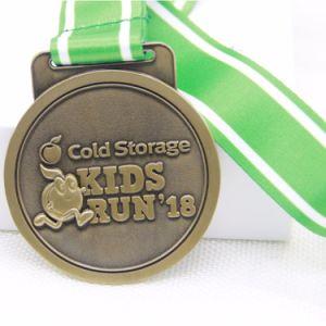BSCI Китая непосредственно на заводе старинной Custom спорта медаль за события
