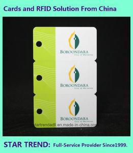 Пвх/Pet/бумаги, пластиковых карт смарт-карт RFID и NFC Карты, используется в качестве метки RFID карта участника/Business Card/подарочная карта/карту предоплаты/ATM Card/магнитную полосу карты