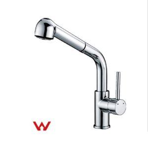 Хромированная латунь материал кухня под струей горячей воды бассейна с водяными знаками и Wels (CG4200)