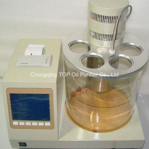 Doppelte Schicht-Bad-Rohöl-kinematische Viskosität-Prüfvorrichtung (TPV-8)