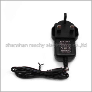 12V1.5A UK штекер адаптера питания для гарнитуры Bluetooth
