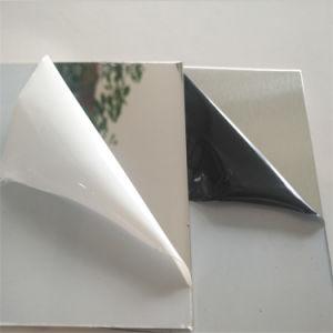 Lever Architecturale het Blad van Roestvrij staal 201 304 beëindigen Spiegel Nr 8 en borstelen Nr 4