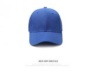 ブランク帽子のカスタムロゴ6のパネルの帽子のゴルフ野球帽