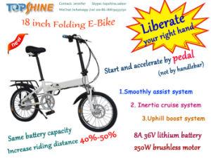 Toshine Smart E-bike torna a sua Viagem e Vida fácil