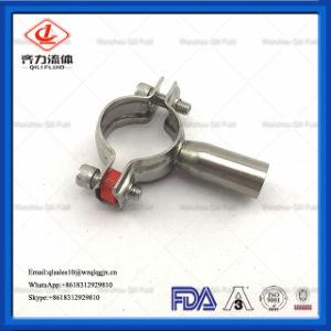 Acero inoxidable sanitario 304/316L tubo colgador