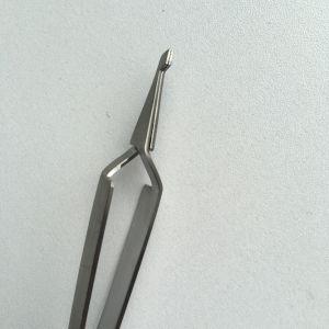 高品質のステンレス鋼のパキスタンの歯科矯正学のプライヤーのピンセットの歯科器械