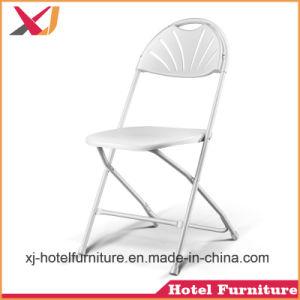 Presidenza di svago della mobilia del giardino che piega pranzando presidenza per il banchetto/cerimonia nuziale/hotel/esterno/ristorante