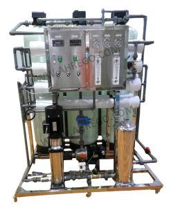 2000L/H RO Sistema de Tratamiento de Agua de la luz UV