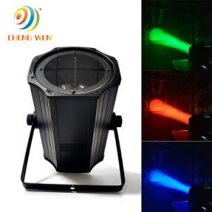 Nuevo estilo COB Rgbyww 200W+W 4en1 LED de luz a la par con el zoom