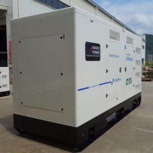 400квт 500 ква Perkins ожидания питание электрического Silent дизельного генератора,
