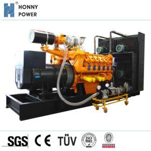 Honny 1500 kw de puissance groupe électrogène de biogaz