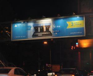 Het adverterende Aanplakbord van Trivision van de Tribune van de Vertoning van het Aluminium van de Apparatuur