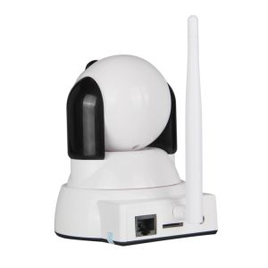 720p HD bebé Seguridad de red WiFi Cámara IP de infrarrojos