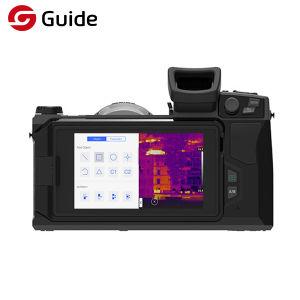 ガイドC400専門の熱赤外線イメージ投射カメラ、IRの解像度400*300のトラブルシューテ-ィングによって隠される問題のためのIRの探知器の熱カメラ