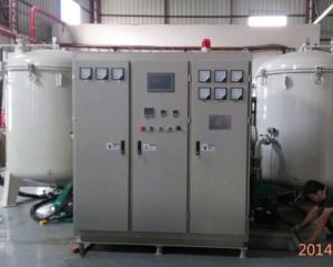 중국 제조자 전기 수직 난방 흑연화 로