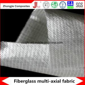 Вакуумный фильтр вливания тканью 450g +/-45 градусов стекловолоконной ткани Non-Crimp