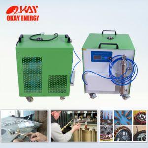 Generador de HHO máquina soldadora soldadura de aluminio