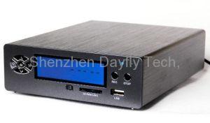 3.5  rete 1080I HDD Media Player (HMP-3504) di SATA WiFi DVR+HDMI