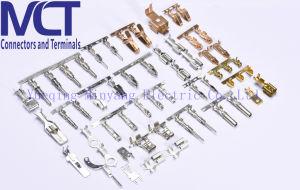 Terminales de cable de Tyco (TE, AMP) , Jst Molex, Delphi, FCI, Sumitomo, Ghw, Kum, Lear, Stanley, Hulane etc. para electrónica de la Motocicleta de automoción, la luz LED, PCB