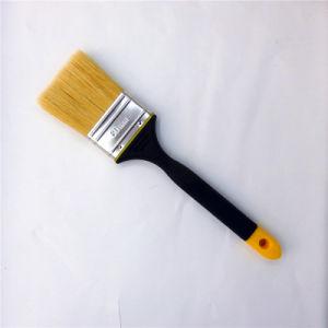 Qualitäts-Lack-Pinsel mit Gummiplastikgriff