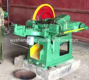 De Spijkers die van de Draad van het Roestvrij staal van Enkotec Machine maken