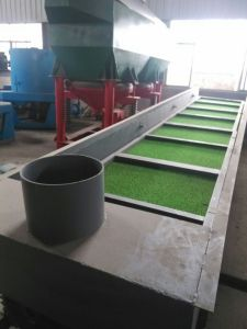 Mat van uitstekende kwaliteit van het Varken van de Apparatuur van de Mijnbouw de Plastic voor de Doos van de Sluis