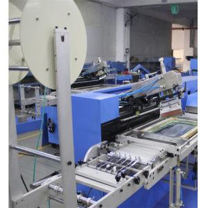 単一カラー服装のリボンスクリーンの印字機