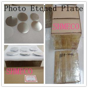 S316L de Geëtstem Plaat van de Filter van Metall van de sinter Foto