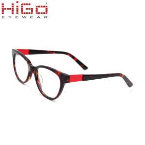 Frames Higo van Eyewear van het Oogglas van de Glazen van de Acetaat van de Jonge geitjes van de Kinderen van het Meisje van de Jongen van het kind de Optische