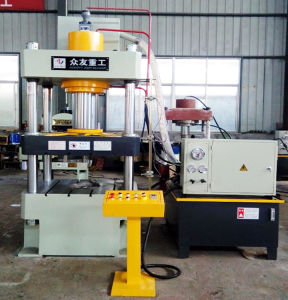 Prensa Hidráulica para o metal da máquina