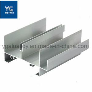 La extrusión 6061 T5 T6 para el transporte de perfiles de aluminio perfil de aluminio