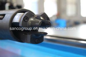 3D Full automatic TUBO TUBO CNC Bender, máquina de dobragem do Tubo do Tubo Hidráulico para o cobre, aço inoxidável, alumínio, aço carbono, ligas de titânio,