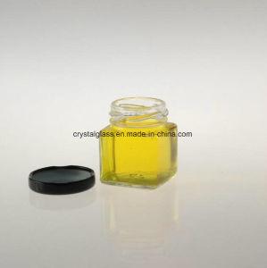 30ml Samll Glasglas für Gewürz-Marmelade mit Schutzkappe