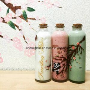 Tee-Flasche der Milch-500ml mit Korken