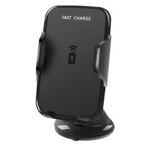Оптовая торговля ци универсальных беспроводных мобильных автомобильное зарядное устройство для мобильного телефона