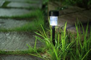 La energía solar Venta caliente Batería Recargable de luz LED