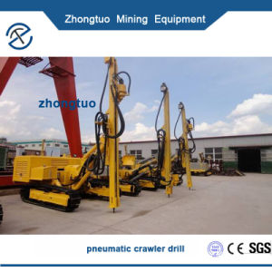 Los constructores de equipos de perforación de oruga de la máquina de perforación de rocas para la venta
