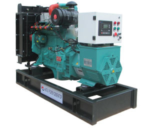 80kw 천연 가스 LPG 가스 전기 발전기 최신 판매