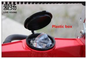 12V CC Cilindro doble compresor de aire eléctrico de metal para el coche