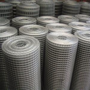 腐食抵抗の溶接された金網