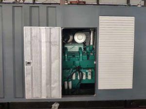 fornitore diesel di Yuchai Genset del generatore silenzioso 450kw