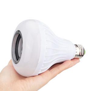 最もよいパルス小型党LEDの軽いディスコの電球が付いている携帯用無線Bluetoothsのスピーカー