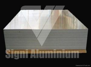覆われたアルミニウムシート