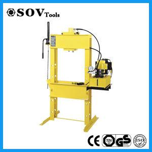 Un macchinario premente idraulico elettrico da 200 tonnellate