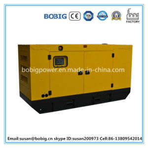 De stille Generator 100kVA van Diesel Cummins van de Generator met Ce&ISO 9001certificated