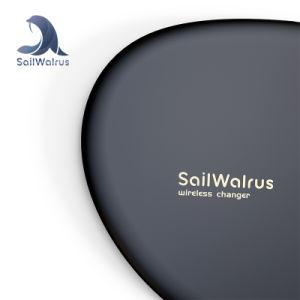 Precio más barato de fábrica ronda Hub USB cargador de teléfono móvil inalámbrica para el iPhone para Samsung