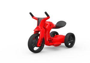 Niños Eléctrica Luces Los Con Led Motocicleta De Coche YeH9Ib2WED