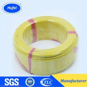 La CVR flexible trenzado El cable eléctrico con aislamiento de PVC (BVR-2.5 cuadrado)