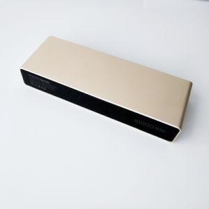 2018 Venta caliente cargador portátil de alta capacidad de la batería 10000mAh Banco de potencia para el iPhone para Samsung