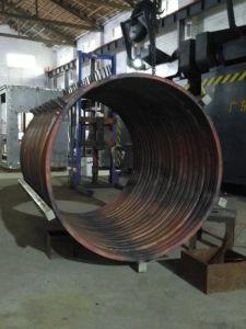Forno di fusione veloce del minerale metallifero d'acciaio (GW-1T)